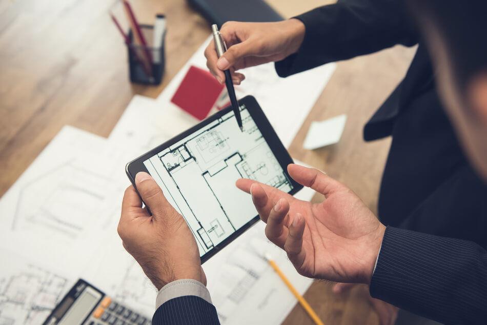 Bewertung einer Immobilie