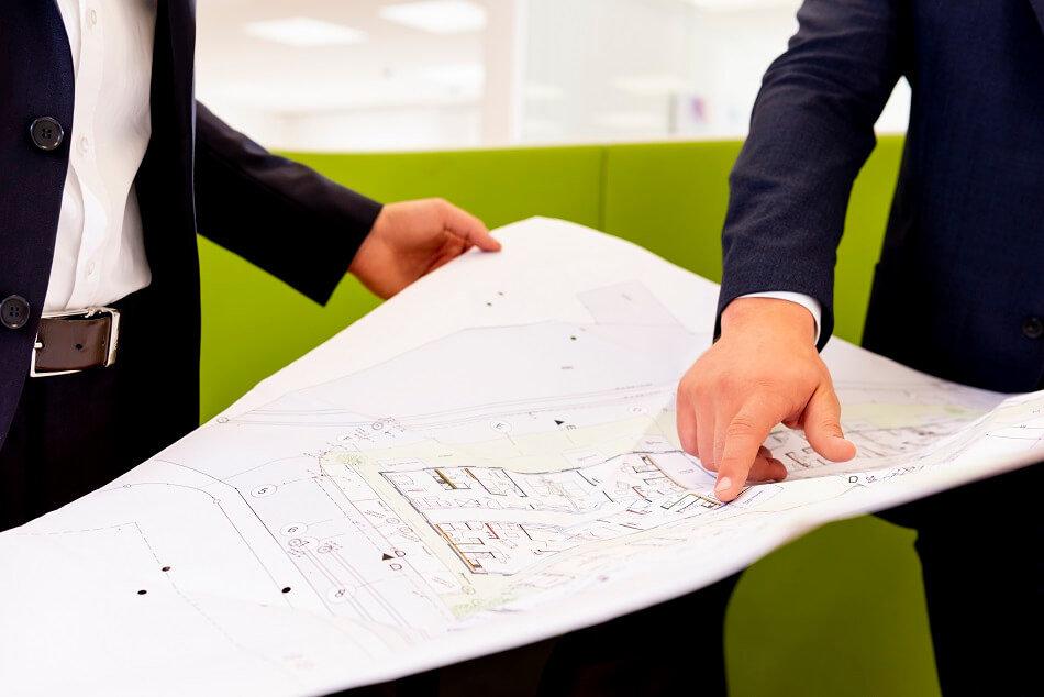 Verwaltung und Planung